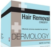 Dermology Hair Removal Cream Remover Lotion Gel - 3 Pack