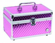 Soho Rock on Beauty Case in Fuschia Pink
