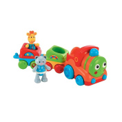 Toy Box Musical Animal Train