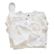 BabywearUK Essentials Starter Pack (White) - Newborn size - British Made