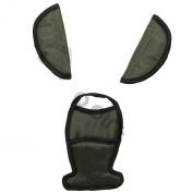 BELTS PADS SHOULDER STRAP AND CROTCH COVER fits MAXI COSI Cabriofix Cabrio car seat
