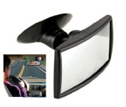 BABY WATCH SAFE CAR REAR VIEW CONVEX MIRROR