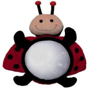 Miyali Luca Ladybug Baby Car Mirror