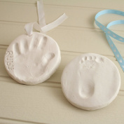 Baby Ornament Imprint Casting Kits From Snuggle Collection