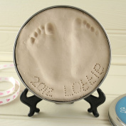 Baby Imprint Casting Kit Tin From Snuggle Collection