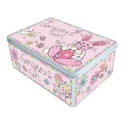 Gorgeous Girl - Extra Large Pink Keepsake Tin