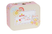 Baby Girls Memory Keepsake Box - New Baby - Christening Gift