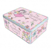 My Favourite Things - Extra Large Fairy Keepsake Tin