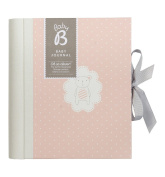 Busy B Baby B Journal - Girl Pink
