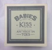 East Of India - Babies Are Cuddles - Keepsake Box