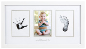 Pearhead Babyprints Deluxe Photo Frame