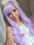 Fashion Womens Lady Sexy Curly Party Wigs Cosplay Long Hair