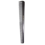PROFESSIONAL HAIRDRESSING /BARBERS CUTTING COMB BLACK