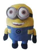 Bob Minion 25cm Gru's Minions Soft Toy Doll Plush Despicable Me 2 Minions Yellow Henchmen Monster