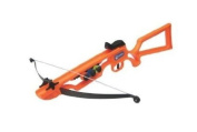 Petron Toy Crossbow and extra 6 sucker dart pack set - Orange