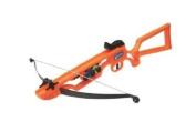 Petron Toy Crossbow and extra 6 sucker dart pack set - Orange