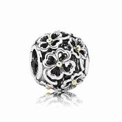 Pandora 791373 Evening Floral Charm