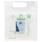Cotton Buds 200 ambulances from pure cotton stalks