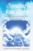 Speaking from Spirit