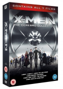 X-Men Franchise - The Cerebro Collection [Region 2]