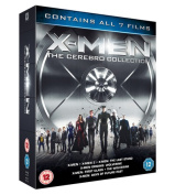 X-Men Franchise - The Cerebro Collection [Region B] [Blu-ray]