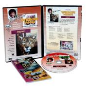 Weber Ross Dvd Wildlife Painting Jaguar 40 Minute