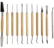 SE 4PT8 8-Piece Pottery Tool Set