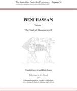 Beni Hassan (ACE Reports)