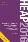 HEAP 2016: University Degree Course Offers