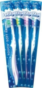 Touch Soft Toothbrush, Adult, 10 pcs