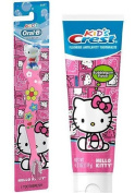 Hello Kitty Ready...Set...Brush! 2 Piece Set Includes