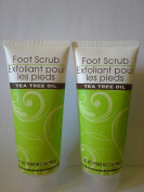 Foot Scrub with Tea Tree Oil