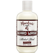 Maestro's Classic Beard Wash, Modest Blend, 120ml