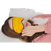 eYourlife2012 100% Pure Silk Fill Eye Mask Sleeping Mask Sleep Eyepatch Blinder
