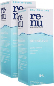 Bausch & Lomb renu Sensitive Multi-Purpose Solution-350ml, 2 pk
