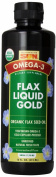 Health From The Sun Organic Flax Liquid Gold 16 fl-Ounce