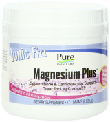 Pure Essence Labs Ionic-Fizz Magnesium Plus Mineral Supplement, Mixed Berry, 171 Gramme