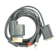 DuaFire HD VGA Audio/Video Cable for Xbox 360
