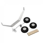 RC Remote Control Fixed Wing Plane Spare Parts Landing Gear Set