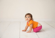 Yoga Sprout Baby Hoodie, Bodysuit and Bottoms Set