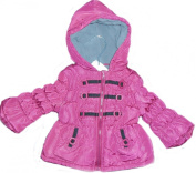 Baby Girls Puffer Coat with Hood