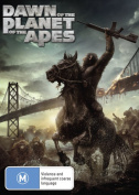 Dawn of the Planet of the Apes [Region 4]