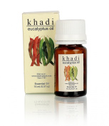Khadi Eucalyptus - Pure Essential Oil 15ml / 0.5 oz.