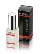 PHIERO notte PREMIUM eau de COLOGNE with PHEROMONES men 30ml