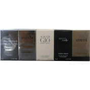 Giorgio Armani Miniature Collection 7 ml/ 4 ml x 2/ 5 ml x 2