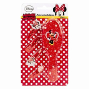 Minnie Mouse Hair Brush With Clips
