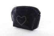 Pug Sir Henry cosmetic bag black