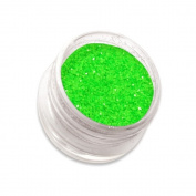 Neon Green Glitter Proimpressions