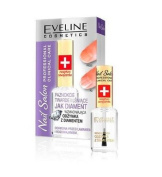 EVELINE COMETICS nail salon (swiss recepture) nail conditioner with diamond 12ml