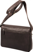 Gérard Henon Men's Shoulder Bag Brown brown